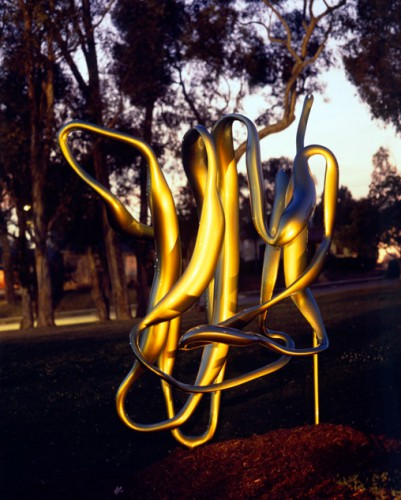 Landscaping and Sculpture Outdoor Art Large Scale Sculpture